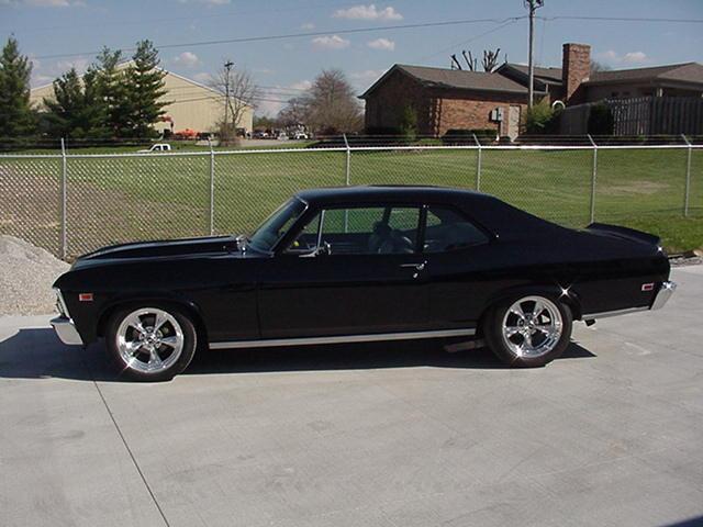 Chevrolet Nova 1969 foto - 3