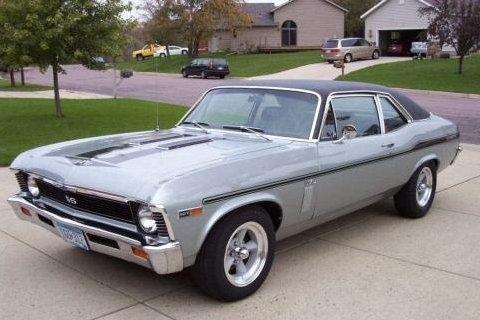 Chevrolet Nova 1969 foto - 4