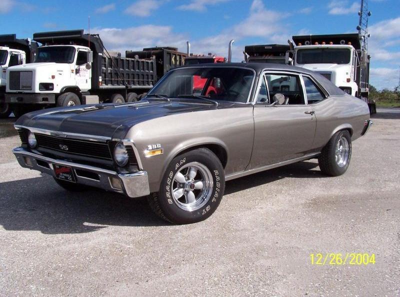 Chevrolet Nova 1969 foto - 5