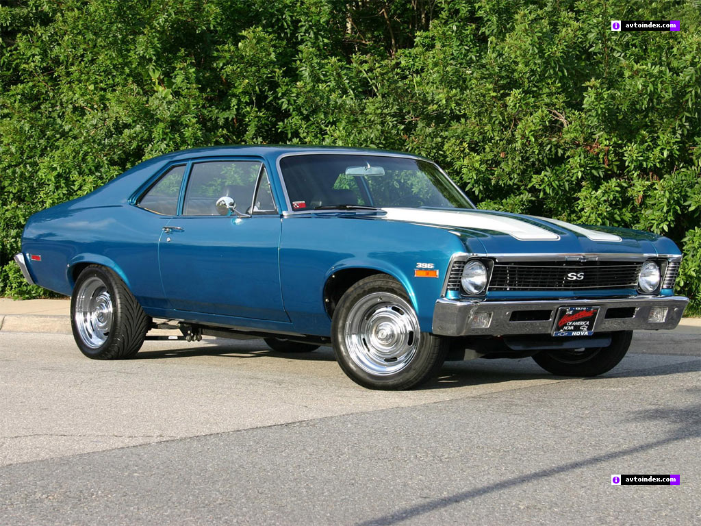 Chevrolet Nova 1970 foto - 1
