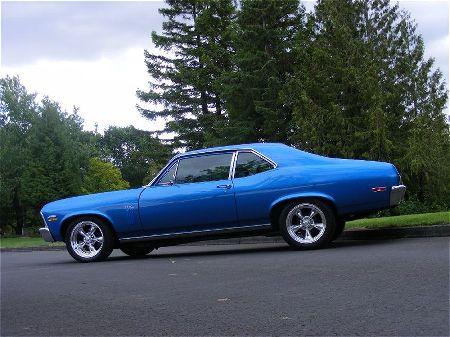 Chevrolet Nova 1970 foto - 2