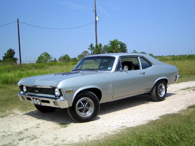 Chevrolet Nova 1970 foto - 3