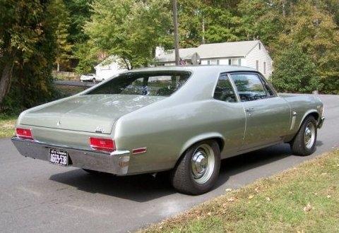 Chevrolet Nova 1970 foto - 5