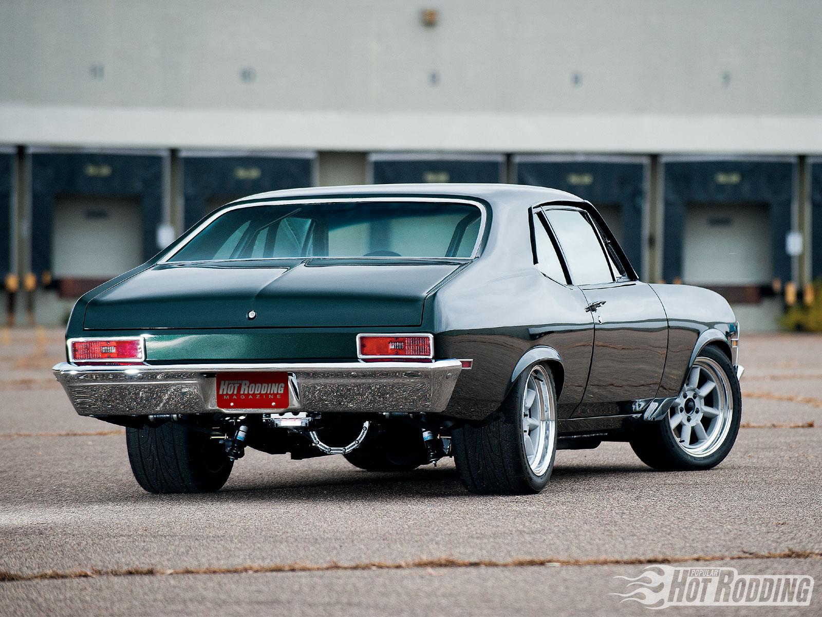 Chevrolet Nova 1971 foto - 1