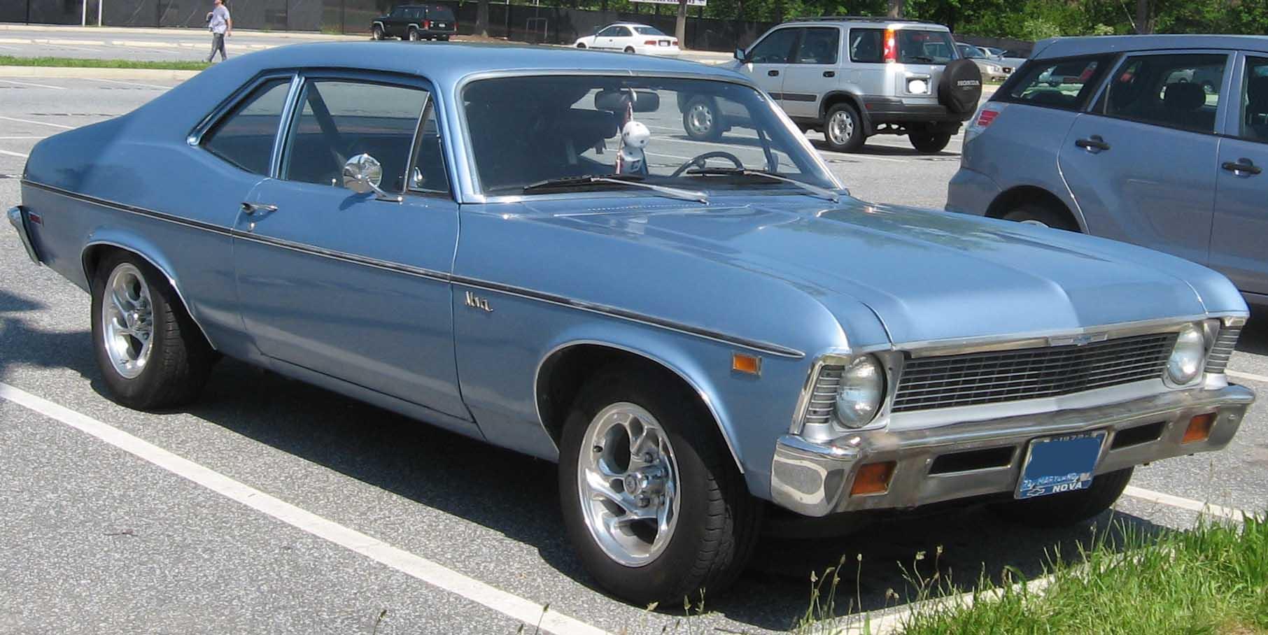 Chevrolet Nova 1972 foto - 1