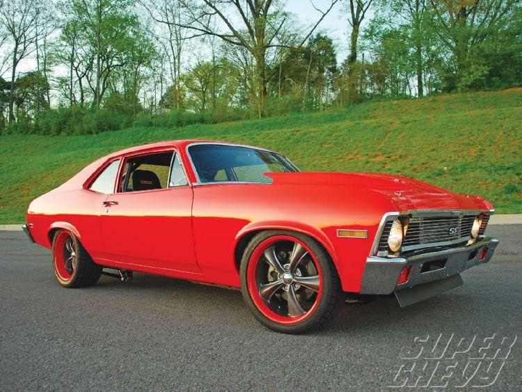 Chevrolet Nova 1972 foto - 3