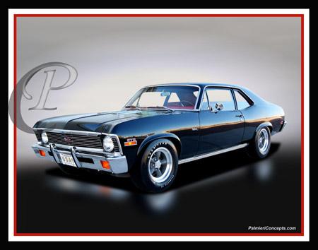 Chevrolet Nova 1972 foto - 4