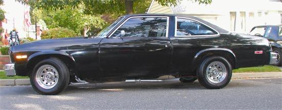 Chevrolet Nova 1975 foto - 2