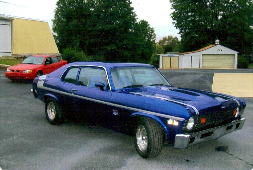 Chevrolet Nova 1975 foto - 3