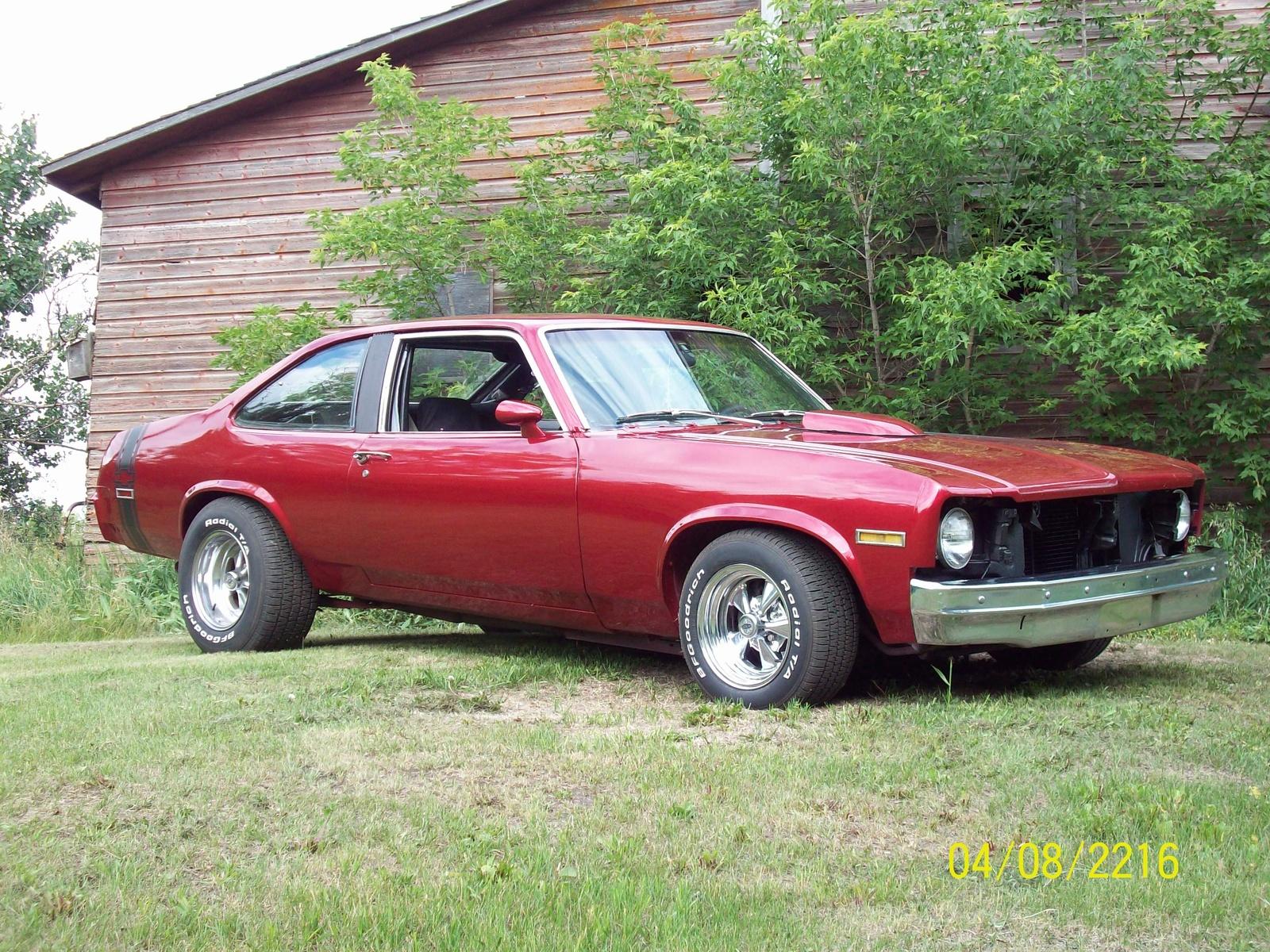 Chevrolet Nova 1975 foto - 4
