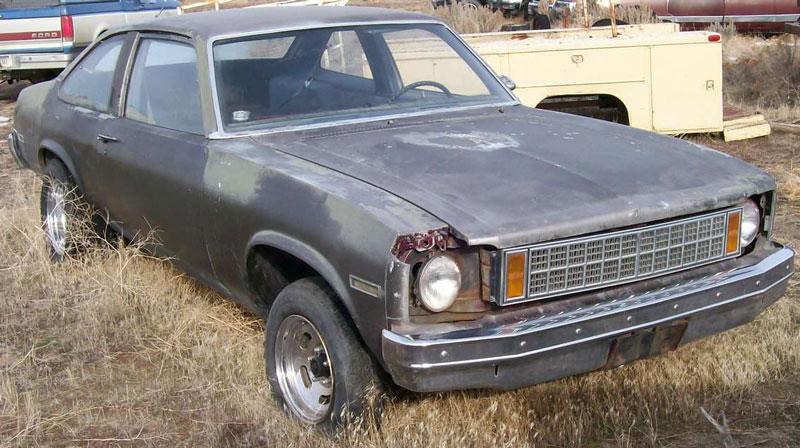 Chevrolet Nova 1975 foto - 5