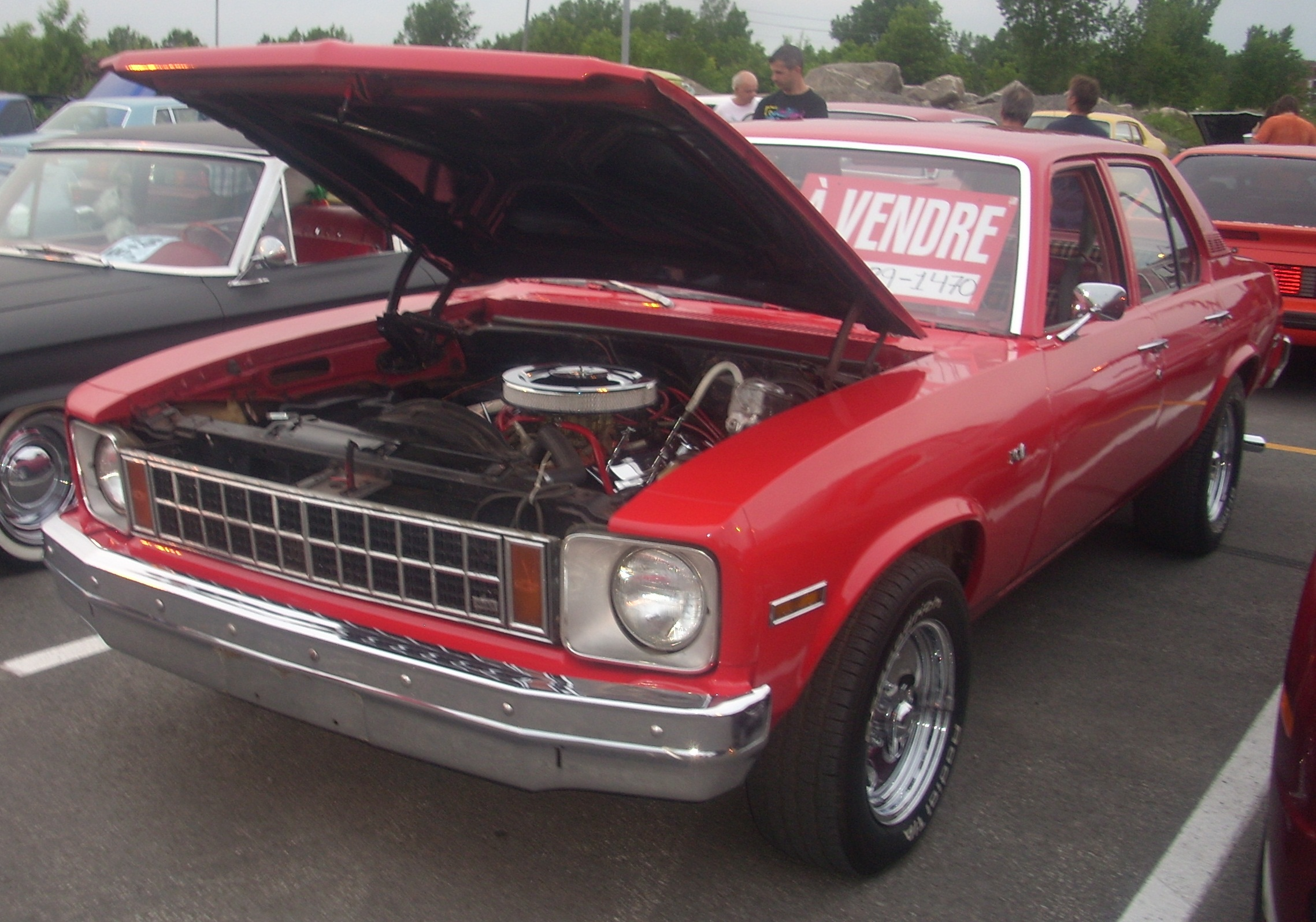 Chevrolet Nova 1976 foto - 1