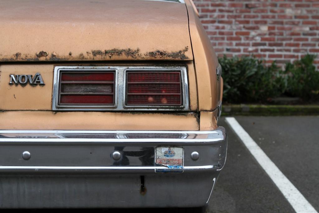 Chevrolet Nova 1976 foto - 3
