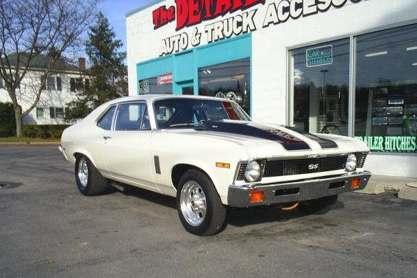 Chevrolet Nova 1976 foto - 5