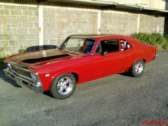 Chevrolet Nova 1977 foto - 5