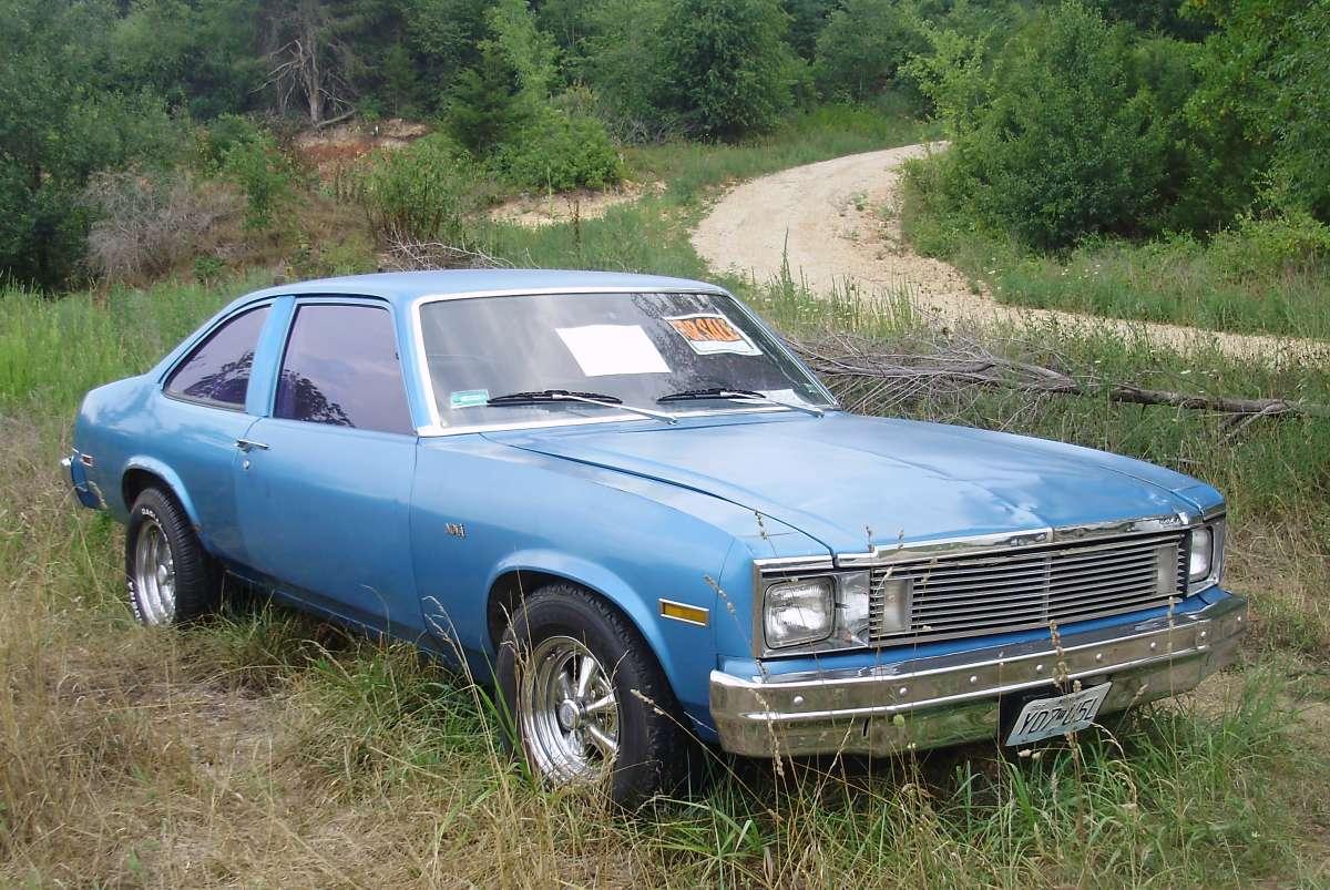 Chevrolet Nova 1978 foto - 4