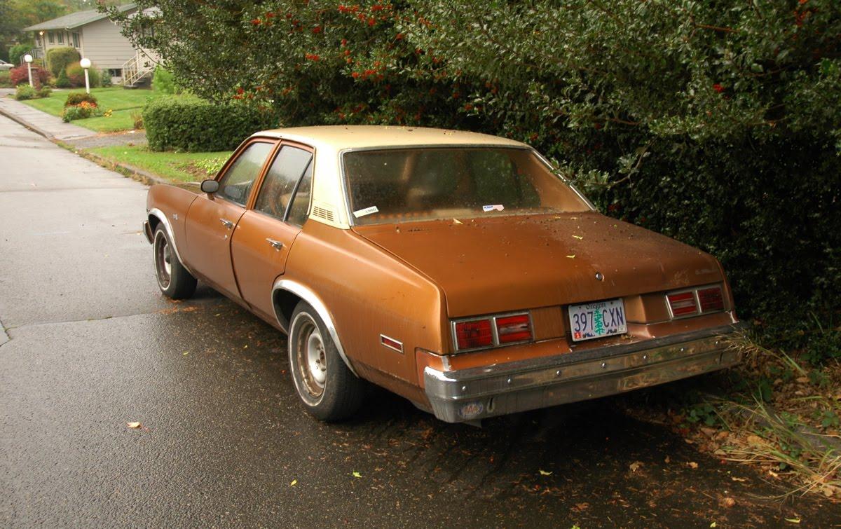 Chevrolet Nova 1979 foto - 1