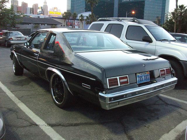 Chevrolet Nova 1979 foto - 4
