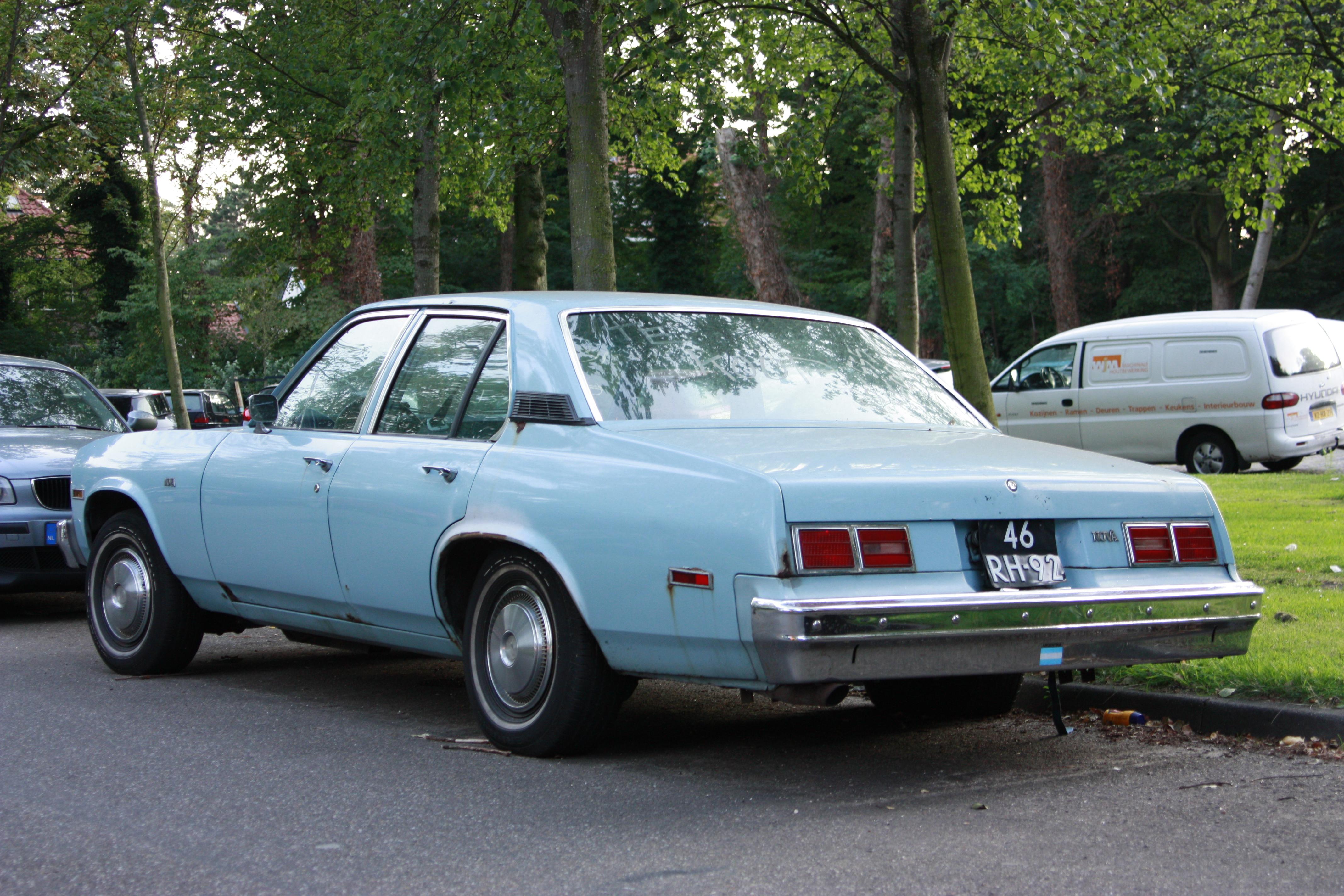 Chevrolet Nova 1979 foto - 5