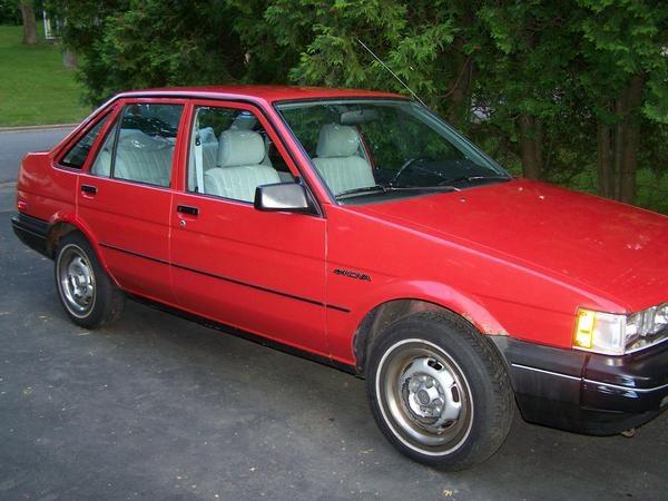 Chevrolet Nova 1985 foto - 1