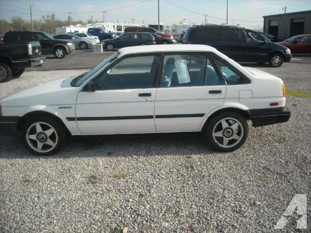 Chevrolet Nova 1985 foto - 2