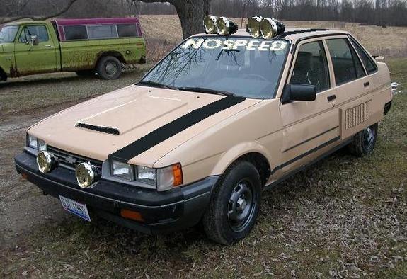 Chevrolet Nova 1985 foto - 3