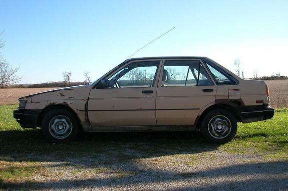 Chevrolet Nova 1985 foto - 5
