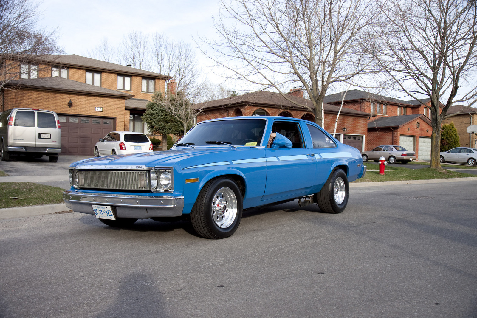 Chevrolet Nova 1986 foto - 4