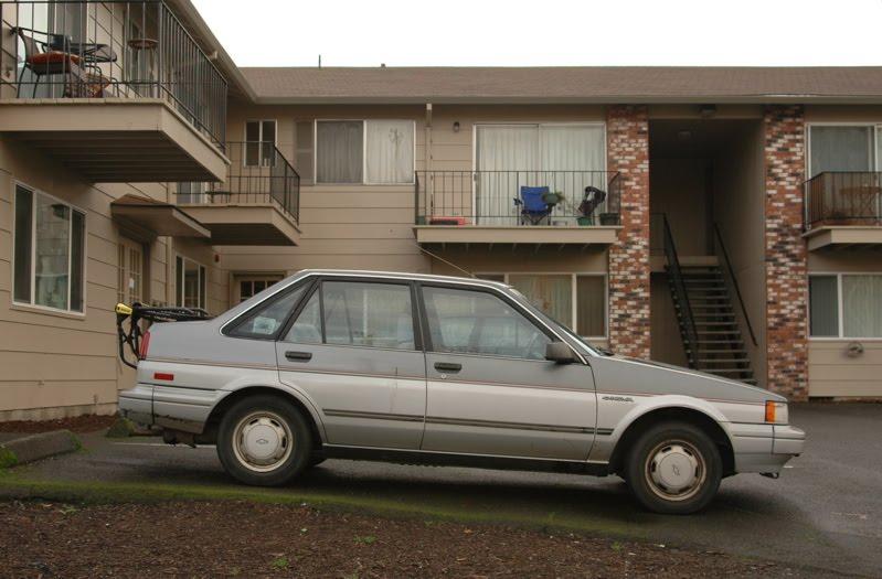 Chevrolet Nova 1987 foto - 4
