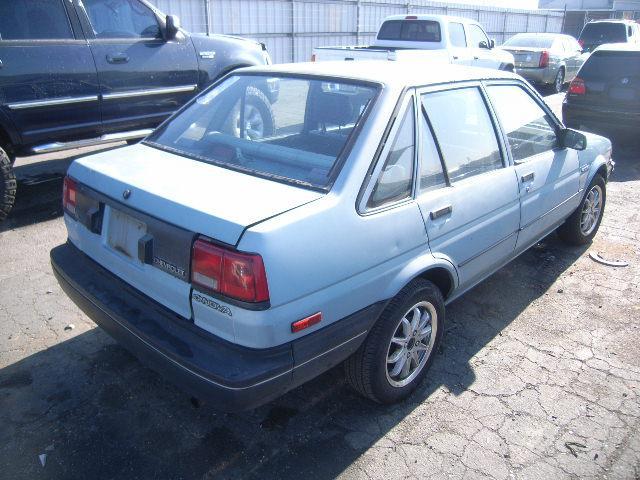 Chevrolet Nova 1987 foto - 5