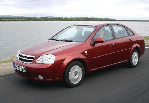 Chevrolet Nubira 2005 foto - 2