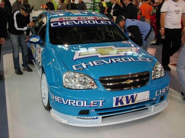 Chevrolet Nubira 2005 foto - 3