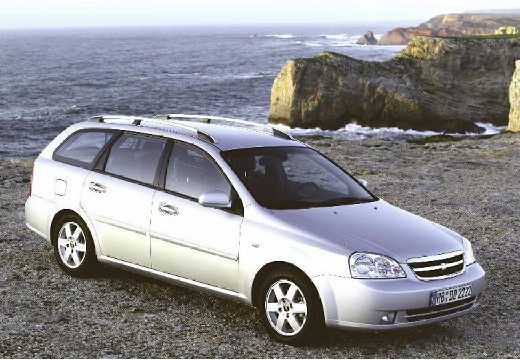 Chevrolet Nubira 2005 foto - 5