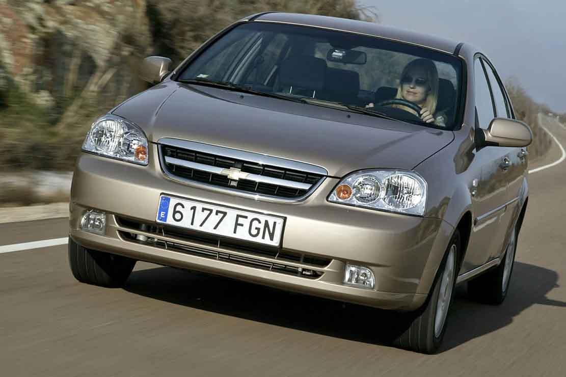 Chevrolet Nubira 2008 foto - 5
