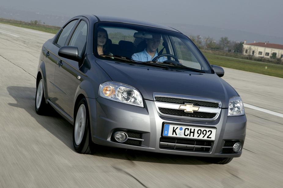 Chevrolet Nubira 2009 foto - 3