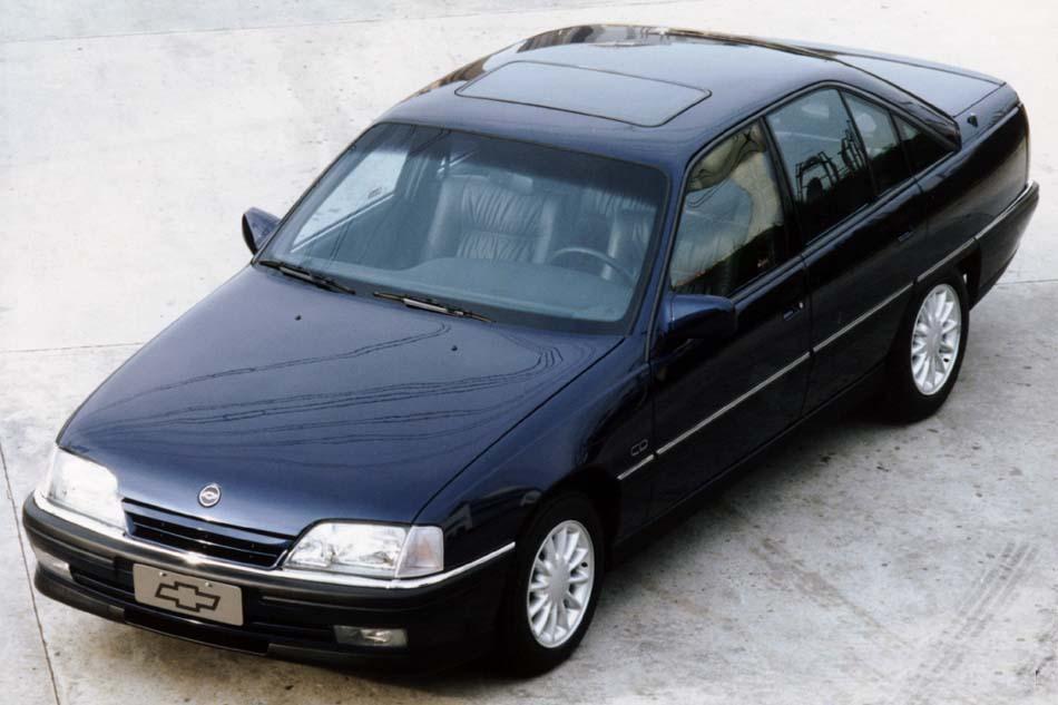 Chevrolet Omega 1998 foto - 1