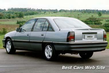 Chevrolet Omega 1998 foto - 2