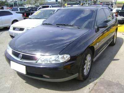 Chevrolet Omega 1998 foto - 3