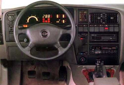 Chevrolet Omega 1998 foto - 4