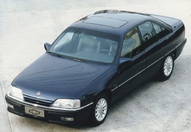 Chevrolet Omega 2005 foto - 1