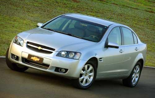 Chevrolet Omega 2005 foto - 2