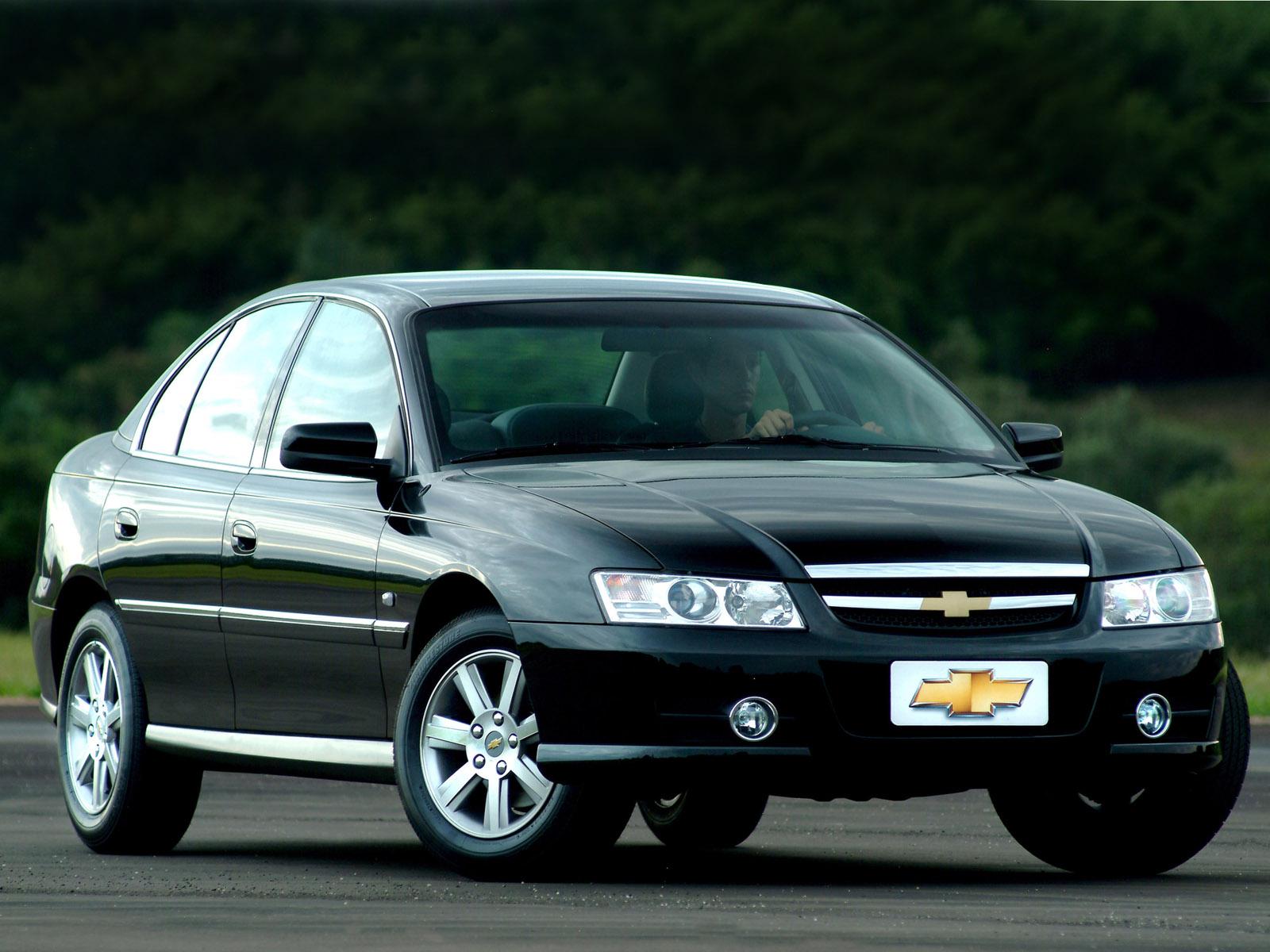 Chevrolet Omega 2005 foto - 4