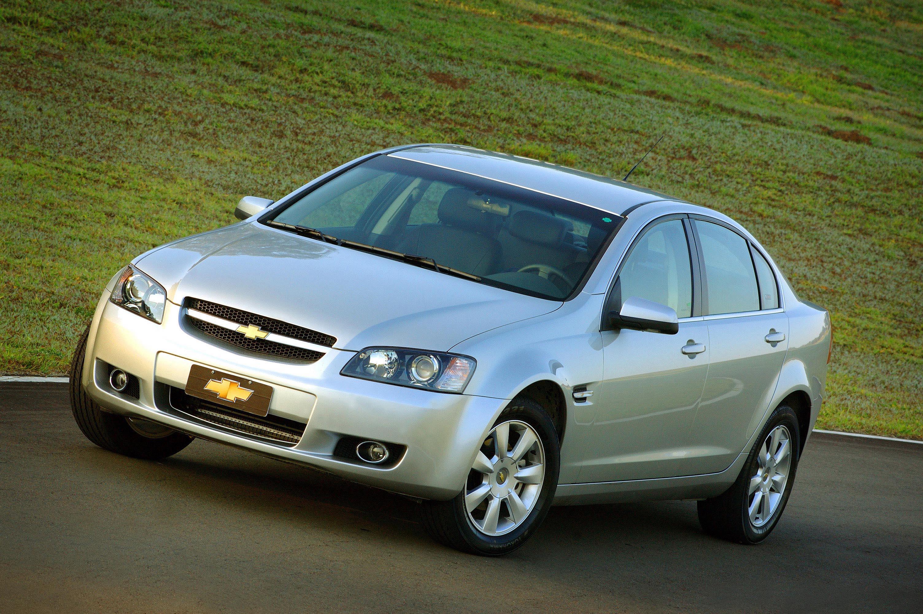 Chevrolet Omega 2009 foto - 2