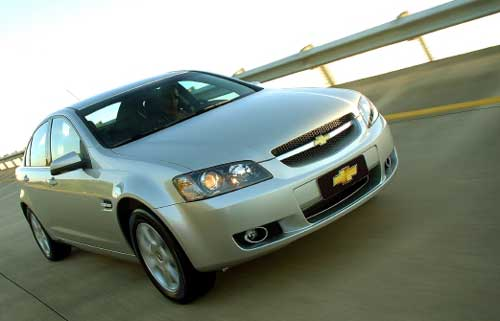 Chevrolet Omega 2009 foto - 3