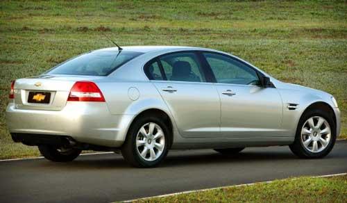 Chevrolet Omega 2009 foto - 4