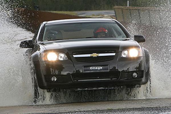 Chevrolet Omega 2010 foto - 5