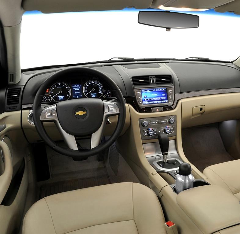 Chevrolet Omega 2011 foto - 1