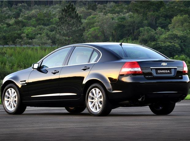 Chevrolet Omega 2011 foto - 3