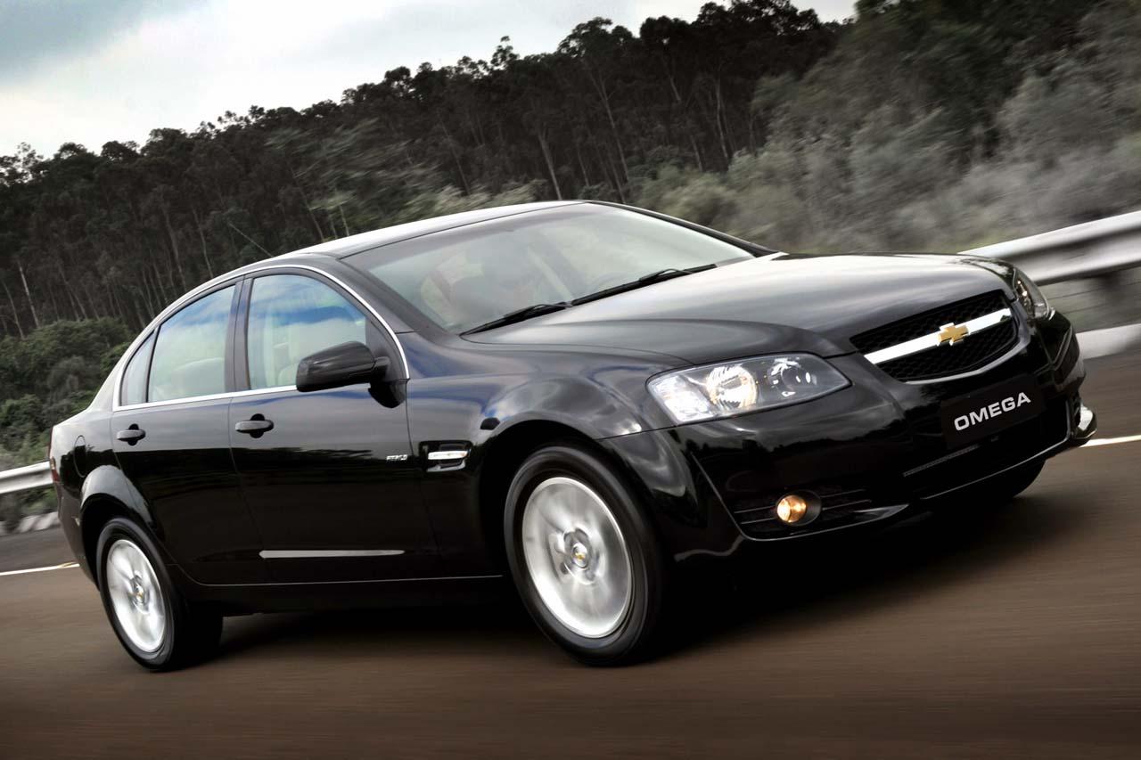Chevrolet Omega 2012 foto - 1