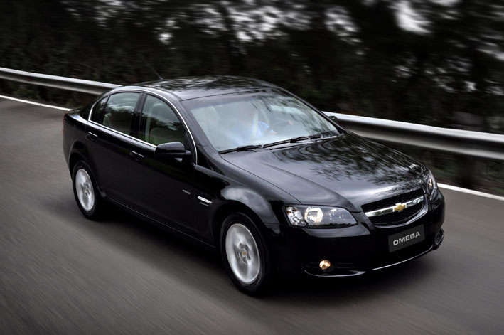 Chevrolet Omega 2012 foto - 3